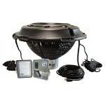 Kasco 2.3VFX 200 Floating Aerating Fountain 2hp 240 volts 3 Phase 200' Cord