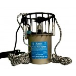 Deicer for Marinas, Lakes, and Ponds 3/4HP - 240v DEICER with 50ft cord - Kasco De Icer