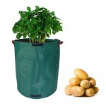7 Gallon Potato Planting Growing Bag Gardening Vegetable Planter Grow Bag Bucket Plant Pot Cultivation Container for Carrot Onion Strawberry Tomato...