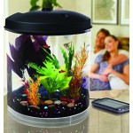 Aquarius Sound Machine Aquarium Kit, 3.5-Gallon