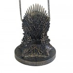 Kurt Adler GO2142T  Game of Thrones Resin Throne Ornament, 4.25-Inch