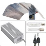 600 Watt Hydroponic Grow Light with HPS+MH Electronic Ballast 600W