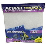 Loving Pets Acurel LLC Waste and Debris Reducing Media Pad, Aquarium and Pond Filter Accessory, 10-Inch by 18-Inch