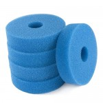 LTWHOME Compatible Foam Sponge Filter 25PPI Fits for Laguna Pressure-Flo 3200 UVC Filter(Pack of 5)