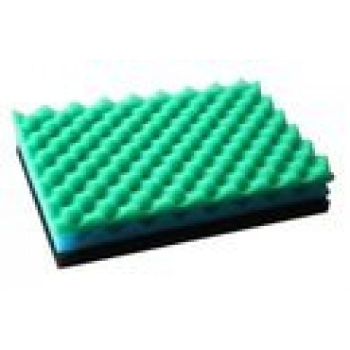 "LTWHOME Fish Pond Foam Filter Sponge Set 17"" X 11"" Media(Pack of 1 Set )"