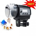 Lychee Aquarium Automatic Fish Food Tank Feeder