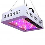 MARS HYDRO Led Grow Light 300W 600W 1200W Full Spectrum for Indoor Plants Veg and Flower Hydroponics Greenhouse Gardening Bloom (Mars 300W)