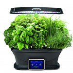 AeroGarden Bounty with Gourmet Herb Seed Pod Kit