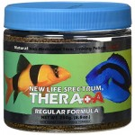 New Life Spectrum Thera-A 1mm Sinking Salt/Freshwater Pet Food, 250gm