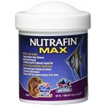 Nutrafin A6700 Max Tropical Fish Flakes, 0.67-Ounce