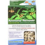 Penn-Plax Ammonia Remover Infused Filter Media Cubes Including Multi-Filter Mesh Bag