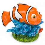 Penn-Plax Finding Nemo Resin Ornament, 2-Inch Height
