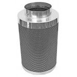 Phresh Lo-Pro Carbon Air Filter 4 in x 20 in, 125 CFM - 701004