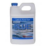 Blue Lake and Pond Dye - 1 Gallon