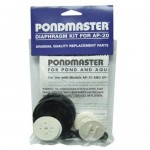 Pondmaster Diaphragm Rebuild Kit for AP-20 Air Pump