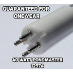 Pro Lights Danner PondMaster 12974, 02940, 40W Clarifier Supreme OEM Quality Premium Compatible Replacement UV 40 Watt UV Bulb Lamp
