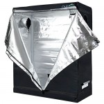 Quictent® 48-inch X 24-inch X 60-inch Mylar Reflective Hydroponic Grow Tent Room