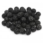 50 Pcs Aquarium Pond Bio Balls 16mm Canister Filter Media Marine Reef Sump Fish