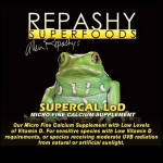 Repashy Supercal LoD 6oz Jar - Calcium Supplement with Low Levels Of Vitamin D3