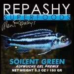 Soilent Green 6oz Jar for Aufwuchs Fish - Complete Diet - Gel Formula