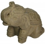 Repose ST10202231 Royal Elephant Outdoor Statues