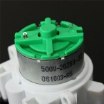 6V DC Dosing Pump Peristaltic Head for Lab Analytical Water