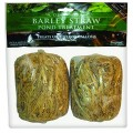 Summit Chemical Co 125 Clear-Water Barley Straw Bales, 2-Pack Treats upto 1000-Gallon