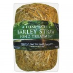 Summit Chemical Co 135 Clear-Water Barley Straw Bale, Treats upto 5000-Gallons
