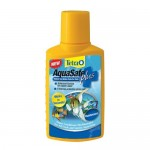 Tetra AquaSafe Plus Water Conditioner/Dechlorinator, 16.9-Ounce