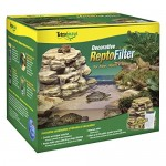 Tetra Reptile Waterfall Terrarium Décor Filter, For 55 Gallon Aquatic Terrariums
