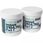 Coral Gum Instant 400gm Coral Adhesive