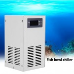 120W 110-220V Aquarium Water Chiller Cooler Temperature Controller for Fish Tank (US Plug)