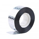 Bird Scare Tape 90M Bird Repellent and Deterrent Visual Audible Reflective Scare Tape Holographic Eco-Friendly Bird Scare Ribbon Protect Your Garde...