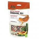 Zilla Reptile Munchies Omnivore Mix Treat, 0.11kg