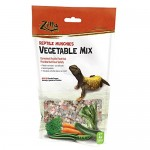 Zilla Reptile Munchies Vegetable Mix Treat, 0.11kg