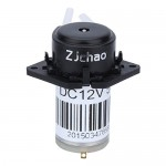 ZJchao 12V DC DIY Dosing pump Peristaltic dosing Head with Connector For Aquarium Lab Analytic By GHH