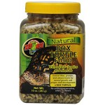 Zoo Med Laboratories SZMZM21 Box Turtle and Tortoise Dry Food, 10-Ounce