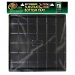 "Zoo Med NT12T Substrate Bottom Tray 18x18x2"" for NT-12"