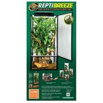 Zoo Med Repti-Breeze Open Air Screen Cage, Extra Large