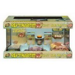 Zoo Med Reptihabitat Hermit Crab Kit, 10-Gallon