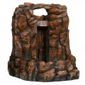 Zoo Med RR25 26376 Repti Rapids Led Waterfall Rock Style, Large